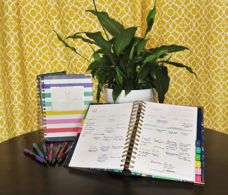 Simplified Planner Review