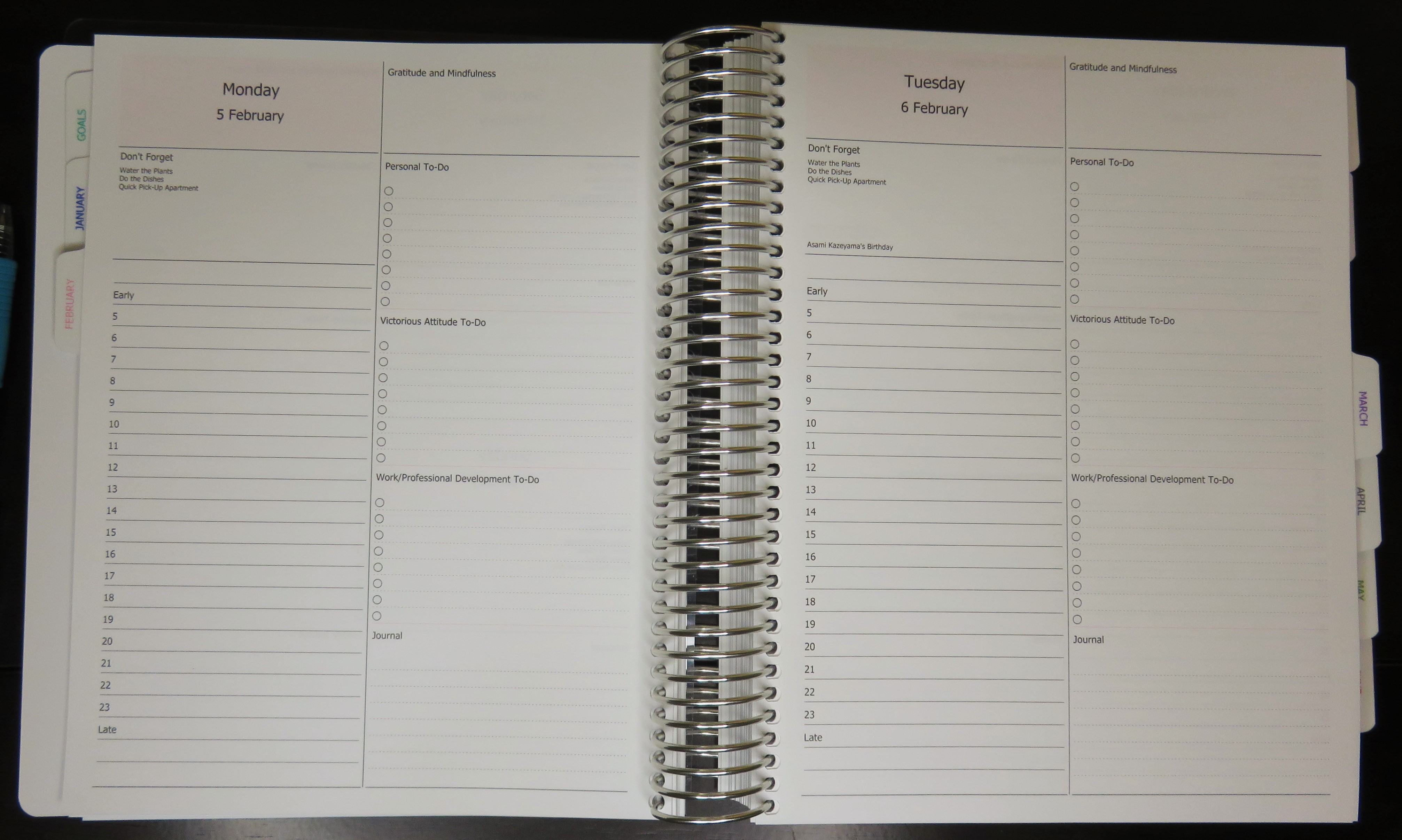 photograph about Simplified Planner Reviews identified as Agendio Planner: If Yourself Cant Come across It, Produce It