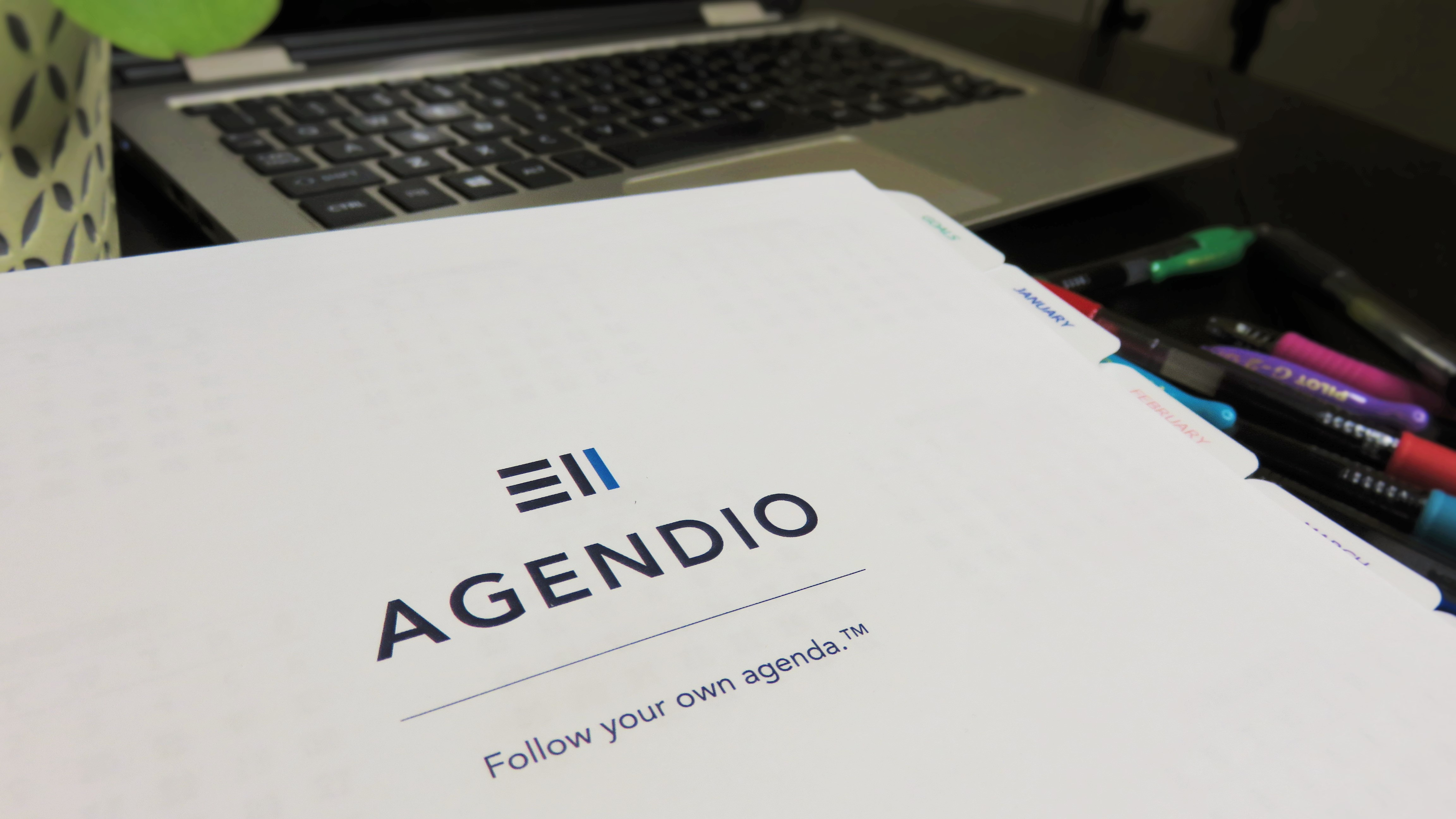 image about Simplified Planner Reviews identified as Agendio Planner: If On your own Cant Identify It, Make It