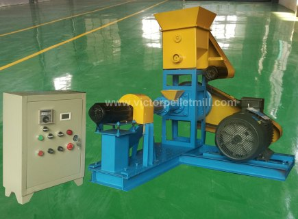 floating fish feed making machine price