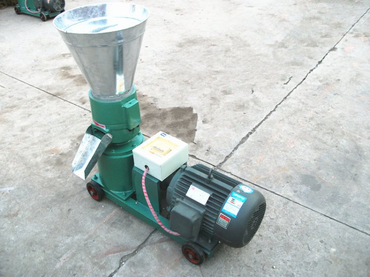 livestock feed pellet machine