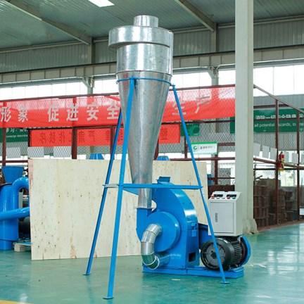 0.5-1.5T/H feed grinder machine