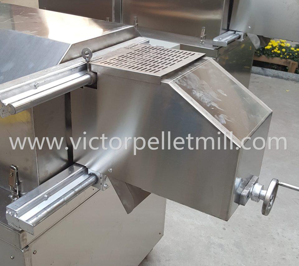 pet food extrusion equipment