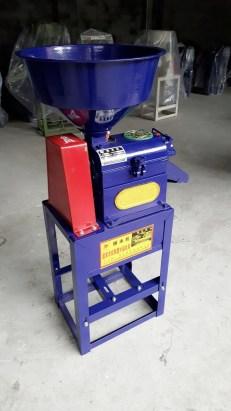 small rice milling machine
