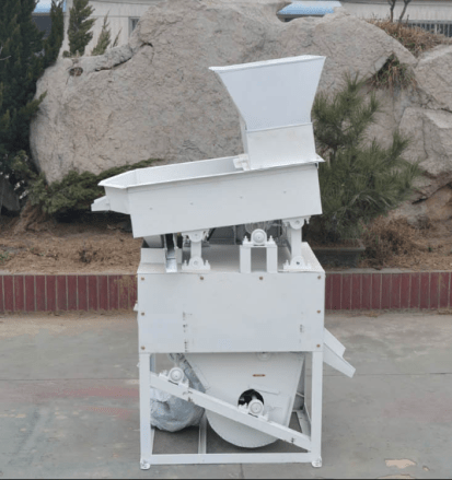 Rice destoning machine
