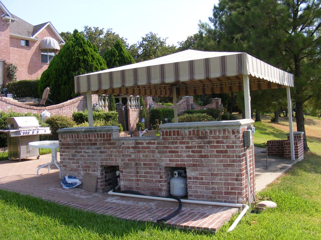 Residential Cabanas  Shade Structures Dallas Fort Worth