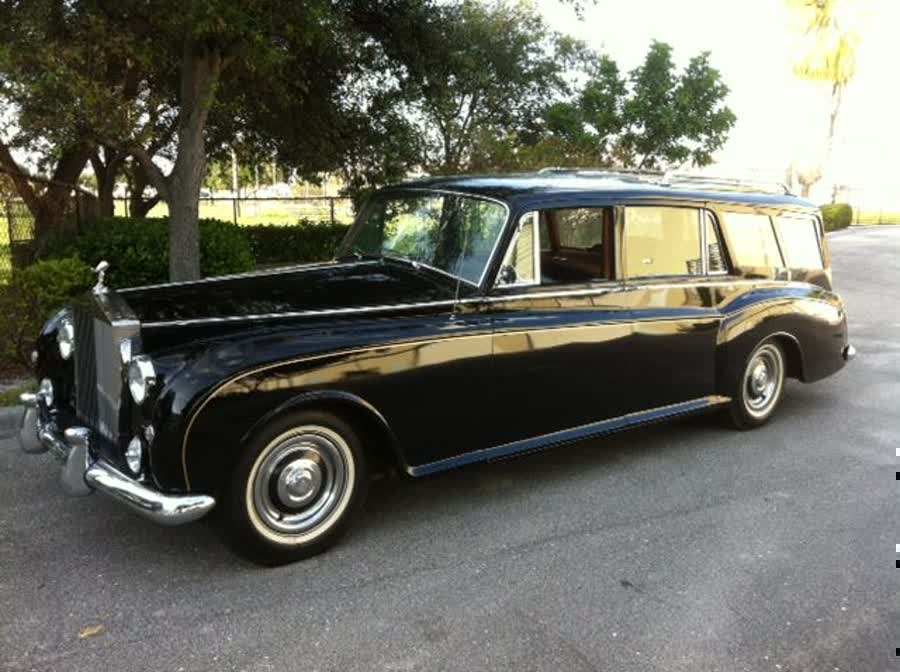 1960 Rolls-Royce Phantom V Estate