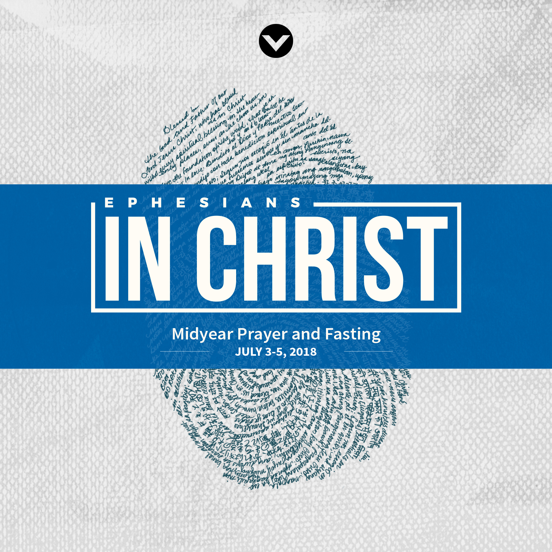 In Christ - Mid-Year Prayer and Fasting 2018 - Victory