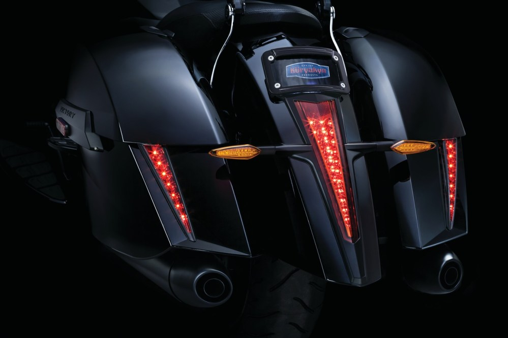 medium resolution of bring some bite to your bike designed to compliment the body lines of the oem