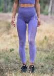 Sensation seamless leggings Purple