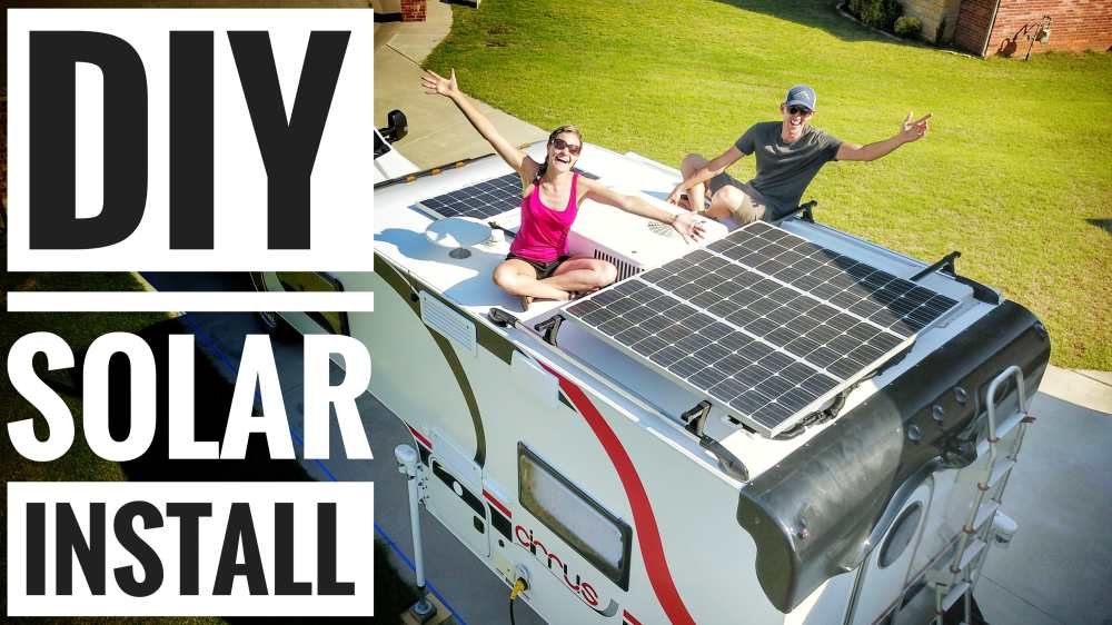 medium resolution of explorist life diy solar install tutorial victron energy victron energy