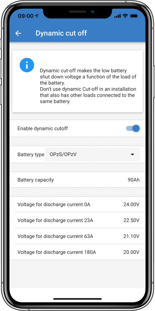 small resolution of  victronconnect phoenix inverter settings blue smart ip65 charger pages