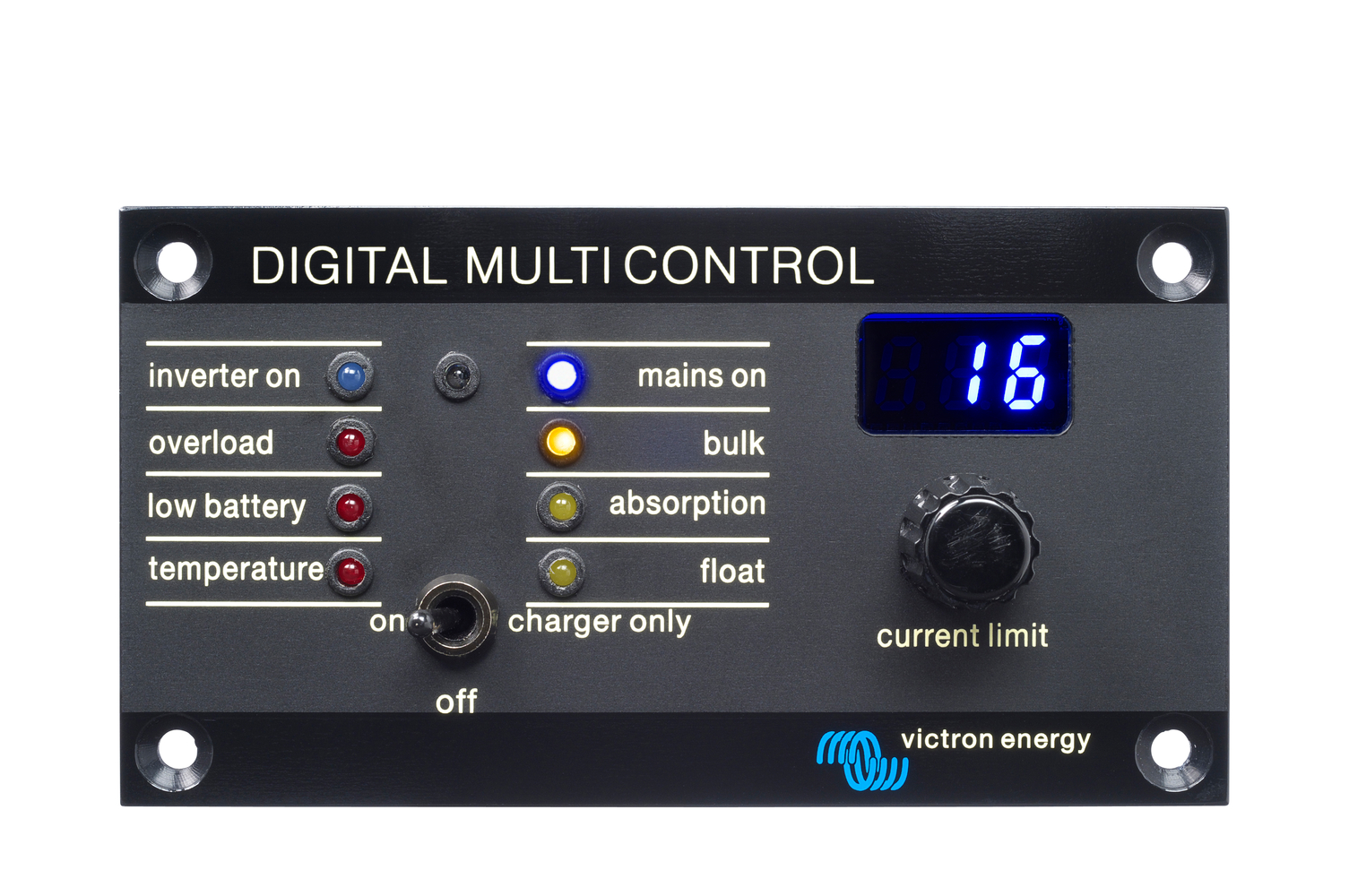 hight resolution of digital control panel