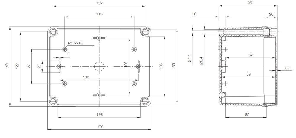medium resolution of bmv 700h shunt box