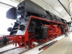 Full size steam engine