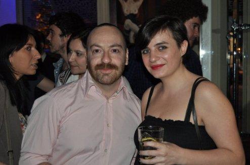 David Farran De Mora y Sonia Giordani Vidaaustera Gastrobar people