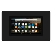 "Black - Amazon Fire 5th Gen 7"" - VidaMount On-Wall Tablet ..."