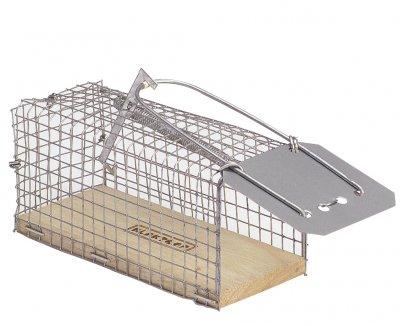 Decorar cuartos con manualidades Trampa casera para atrapar ratones