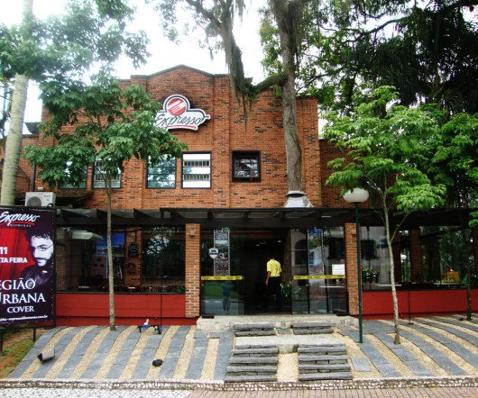 Restaurante Thapyoka Blumenau