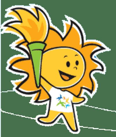 Mascote Pan Rio 2007
