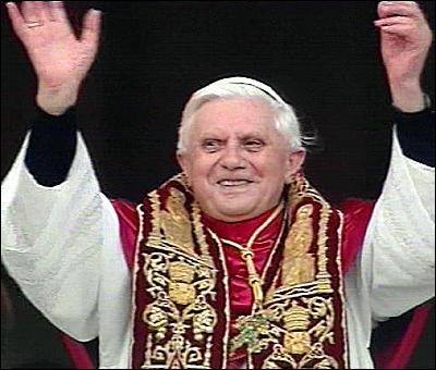 Visita do Papa Bento XVI