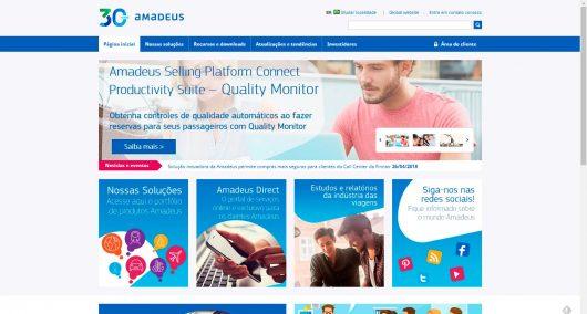 GDS - Amadeus