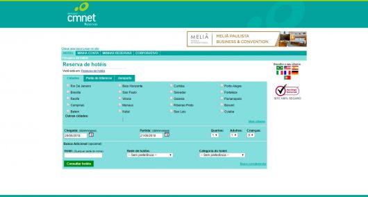 Agregador de conteúdo - CMNET