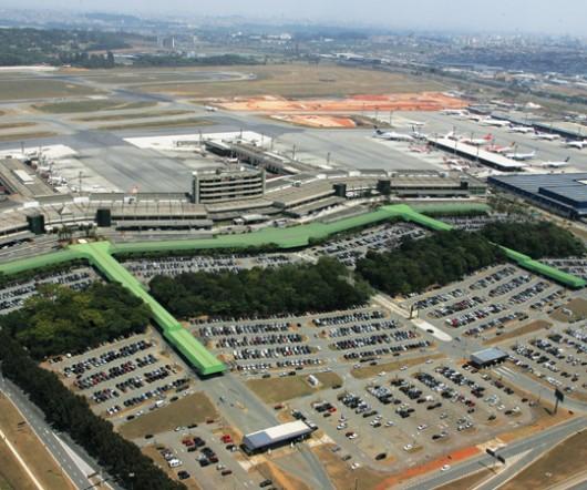Aeroporto de Guarulhos é o terceiro melhor