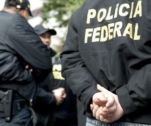 Greve na Polícia Federal