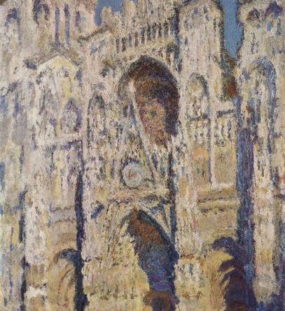 Monet - Catedral Rouen