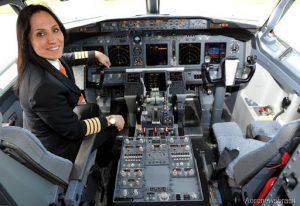 Elisa Rossi - A primeira mulher piloto da GOL