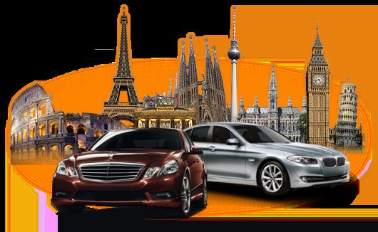 Locação de carros em viagem