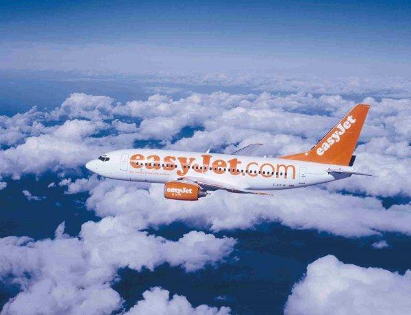 A Easy Jet foi uma das precursoras dos voos low cost