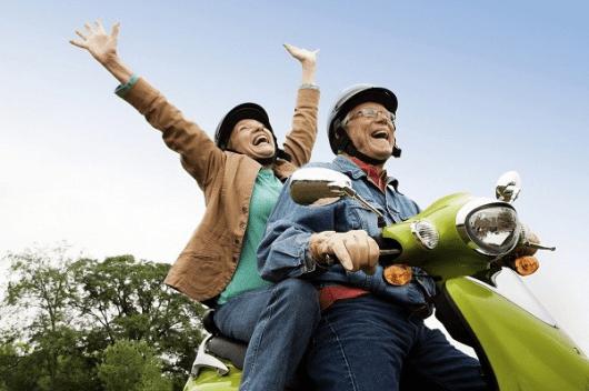 Benefícios para a terceira idade