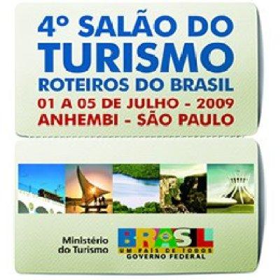 Quarta edição do Salão do Turismo - Roteiros do Brasil