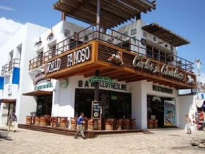 Comércio - Playa del Carmen - México