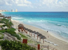 Mar do Caribe - Cancún - México