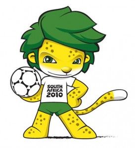 Zakumi - Mascote Copa do Mundo 2010