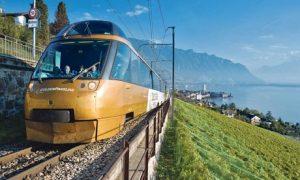 Projeto Suíça de Trem
