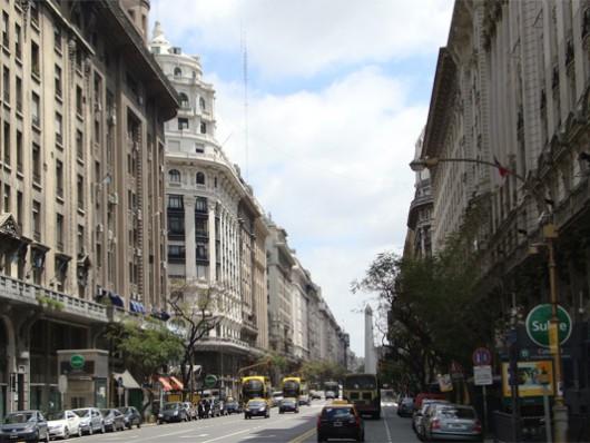 Arquitetura - Buenos Aires