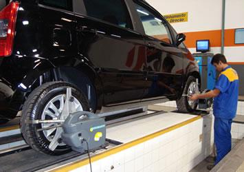 Manutenção do carro para viagem