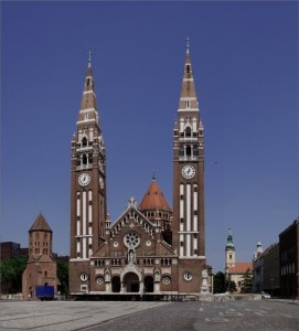 Szeged-Hungria