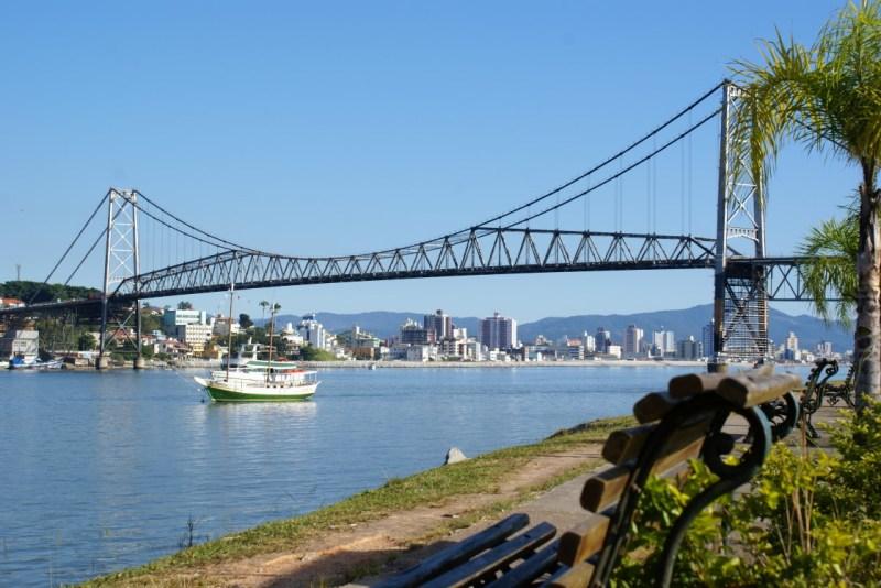 Florianópolis é destino certo de viagem para Santa Catarina