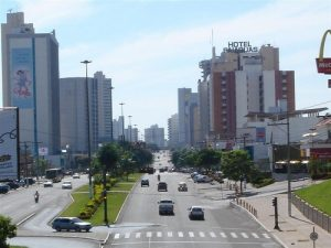 Aniversário Cuiabá 2012 - 293 anos