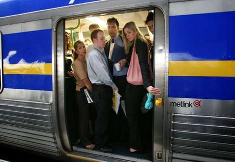 Transporte público - Metrôs
