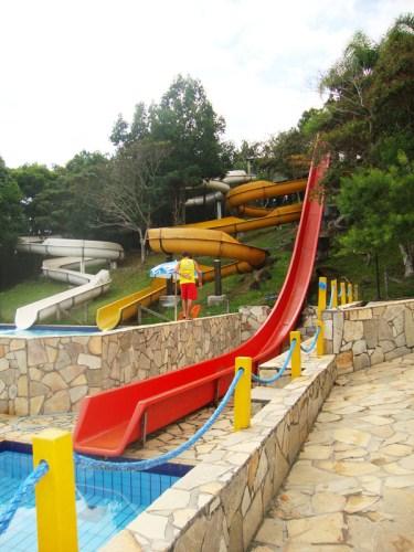Toboáguas - Águas de Palmas Resort