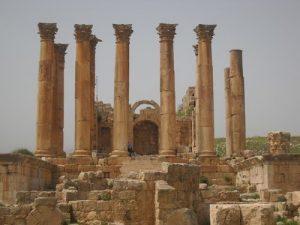 Jarash - Jordânia