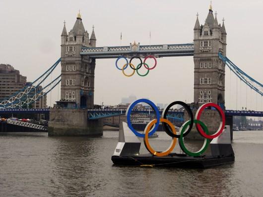 Olímpiadas 2012 - Londres - Inglaterra