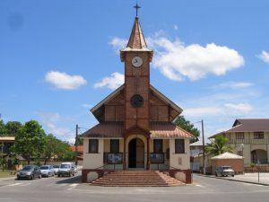 Saint Laurent du Maroni - Guiana Francesa