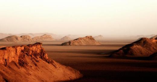 Deserto de Lut - Irã